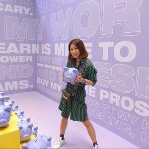 Zara Stripe Shirt Dress